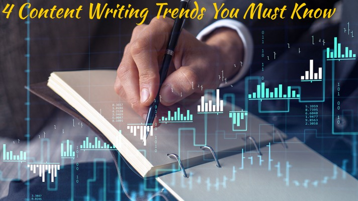 Top Content Writing Trends